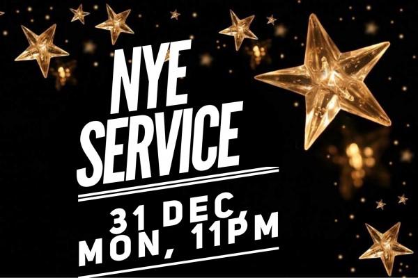 NYE Service