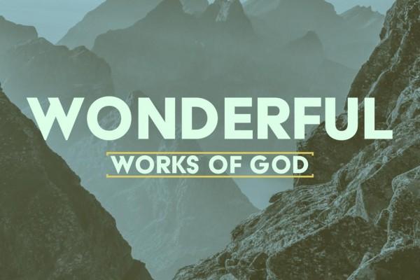 Sermon_WonderfulWorks