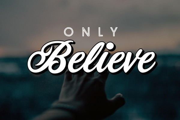 Sermon_Believe